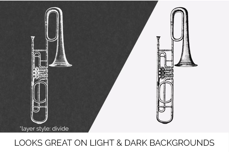 trombone-clipart-music