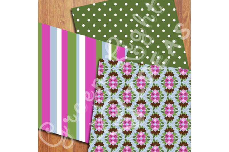 spring-flowers-digital-papers-mother-039-s-day-floral-garden-backgrounds