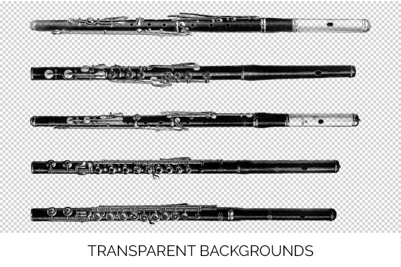 flute-clipart-music
