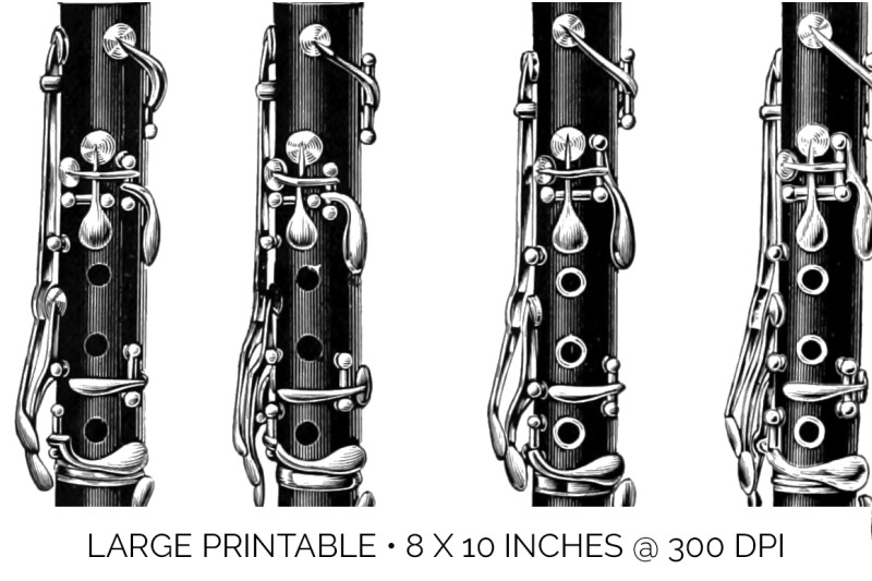 clarinet-clipart-music