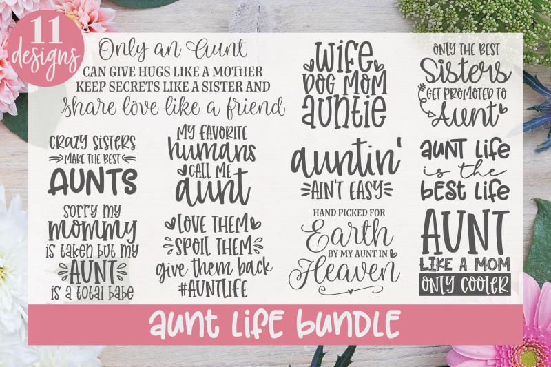 aunt-life-bundle-11-designs