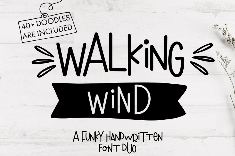 walking-wind-a-funky-handwritten-font-duo-with-doodles