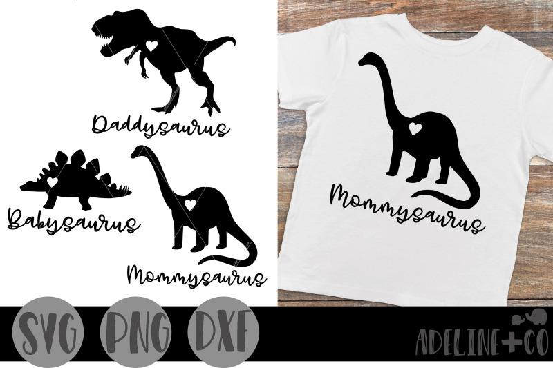 mommysaurus-daddysaurus-babysaurus-svg-png-dxf