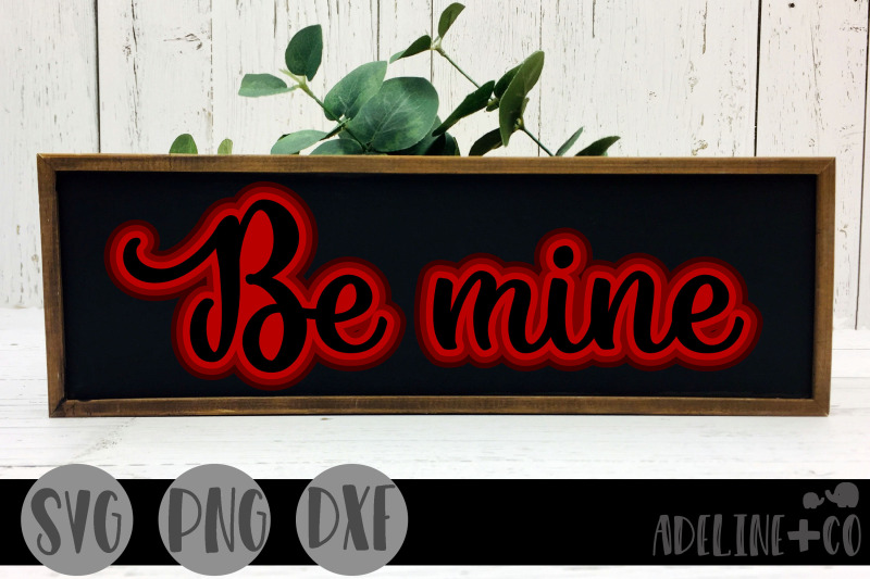 be-mine-svg-png-dxf