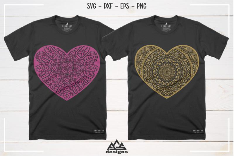 love-heart-mandala-svg-design