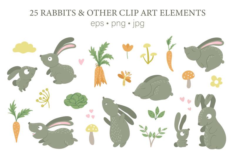 funny-rabbits