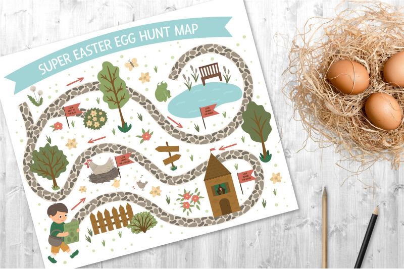 easter-egg-hunt-map-creator