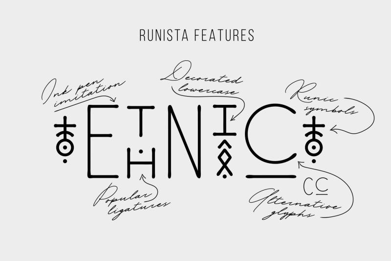 runista-thin-line-geometric-font