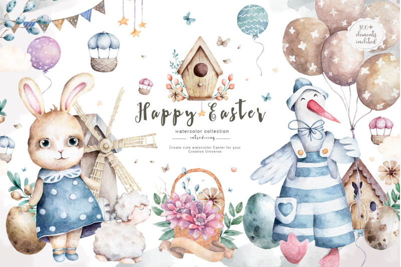 happy-easter-spring-set