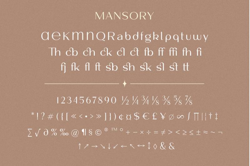 mansory