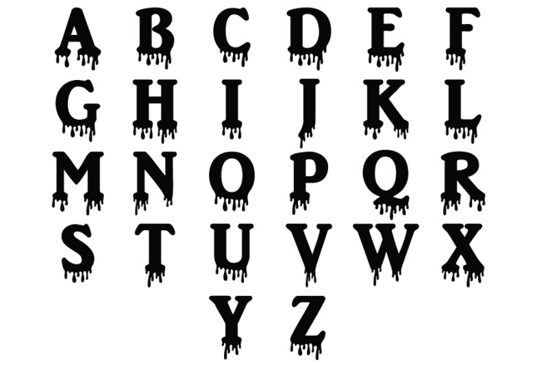 dripping-letters-svg-dripping-alphabet-svg-cut-files