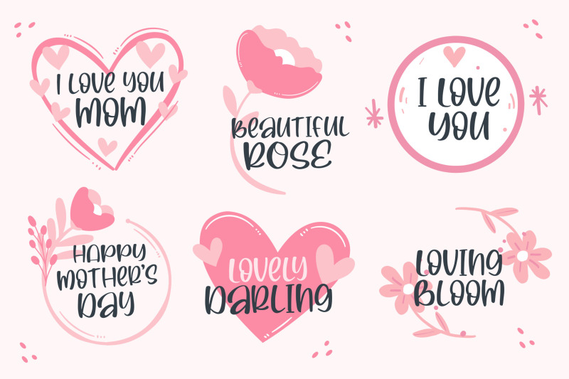 pinky-cream-a-quirky-font