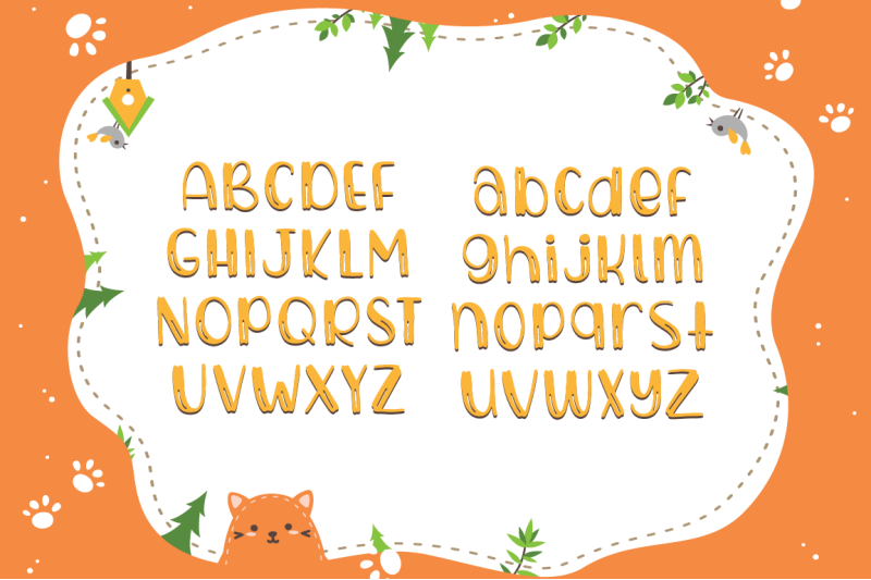 bubbly-cute-font-lovesvg