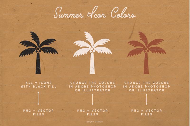 summer-icons-2-hand-drawn-graphics
