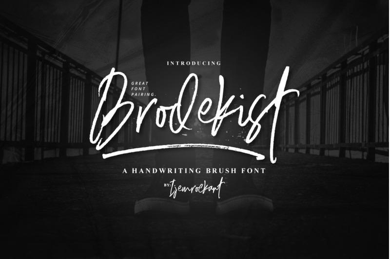brodekist-brush