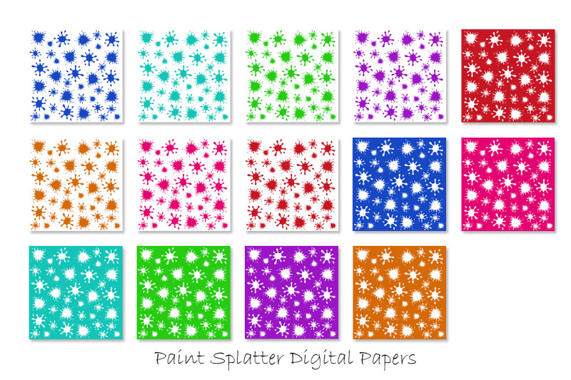 paint-splatter-digital-paper
