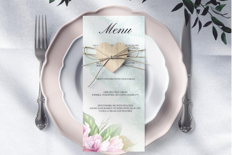 magnolia-wedding-invitation-suite