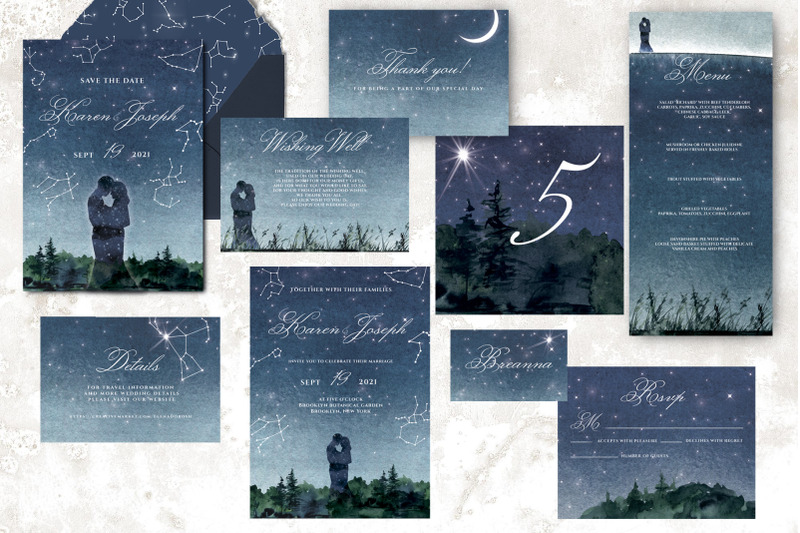 night-sky-wedding-invitation-suite