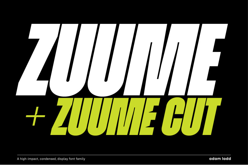 zuume-font-family