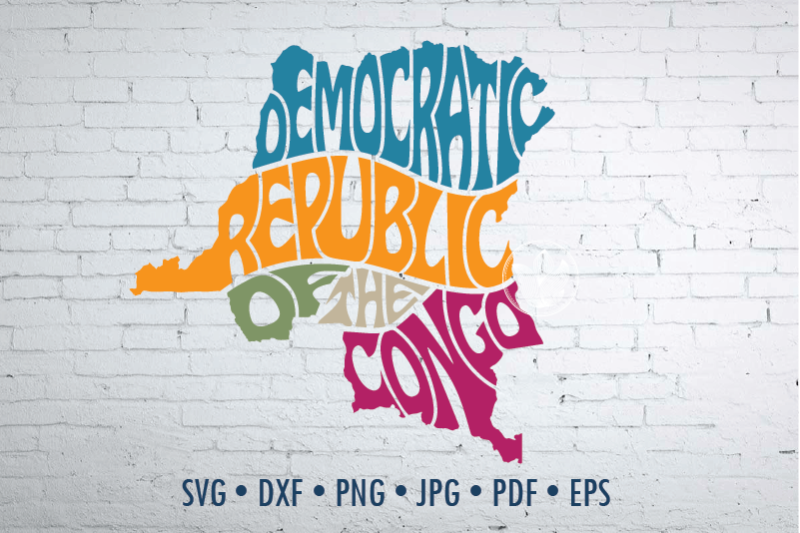 democratic-republic-of-the-congo-word-art-svg-dxf-eps-png