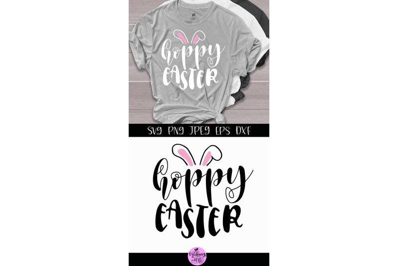 hoppy-easter-svg-easter-shirt-svg