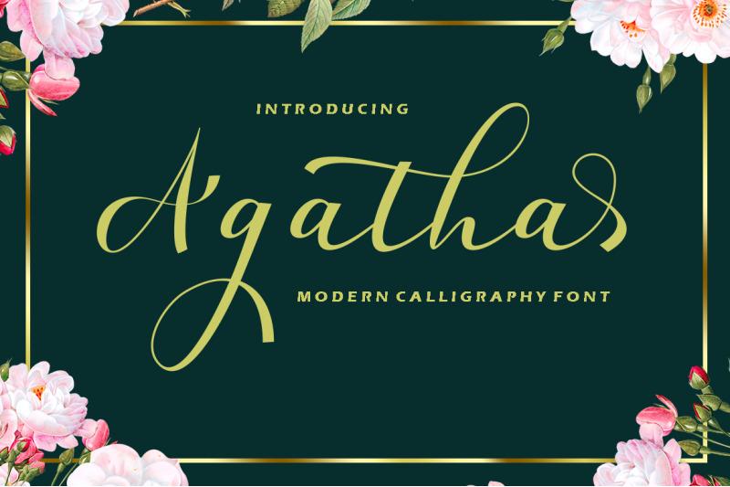 agatha-script