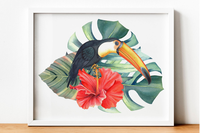watercolor-tropical-illustration-i