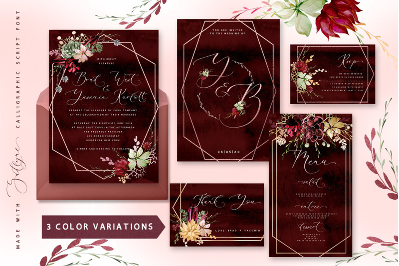rustic-floral-wedding-graphic-amp-font-set