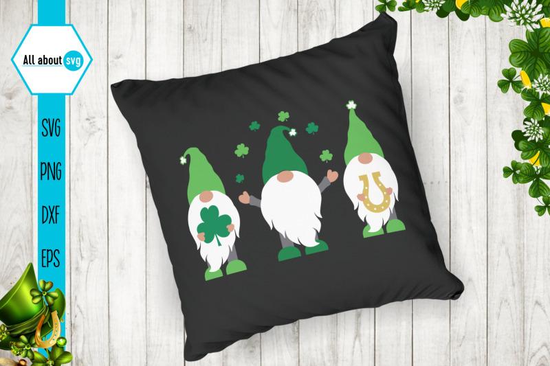 st-patricks-day-gnomes-bundle-svg