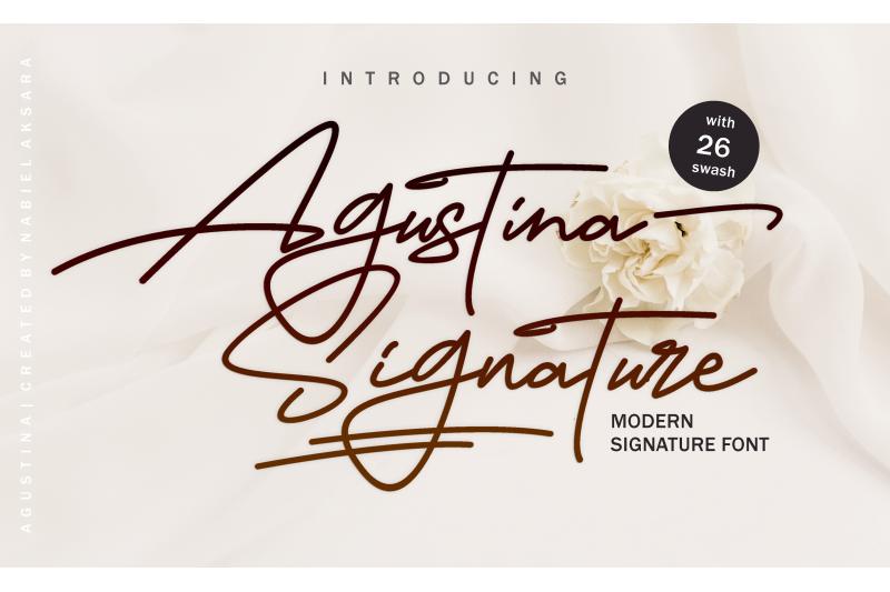 agustina-signature