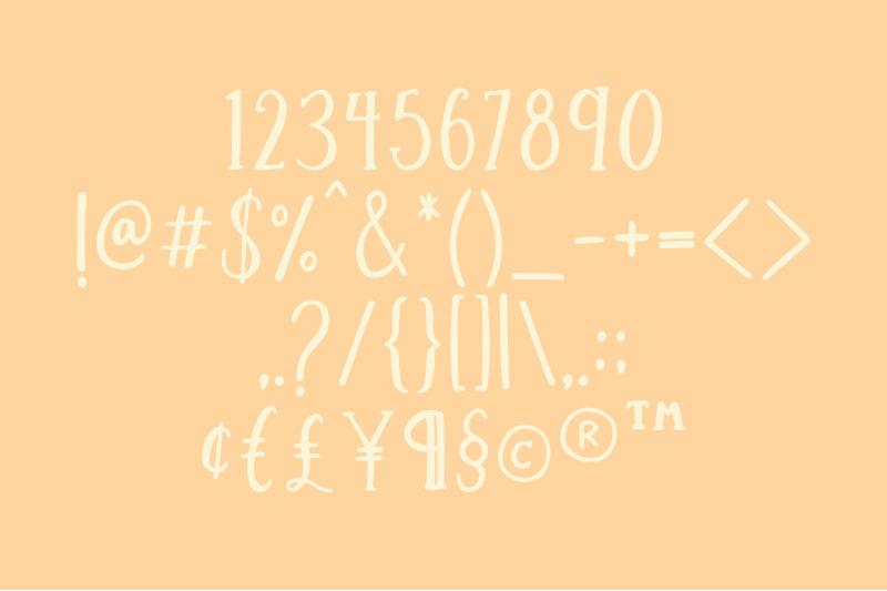 streusel-kuchen-handwritten-font