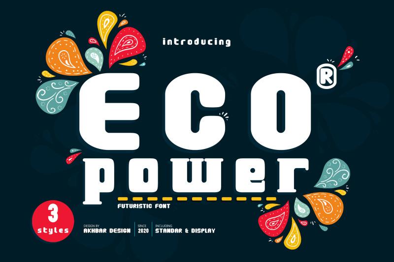 eco-power