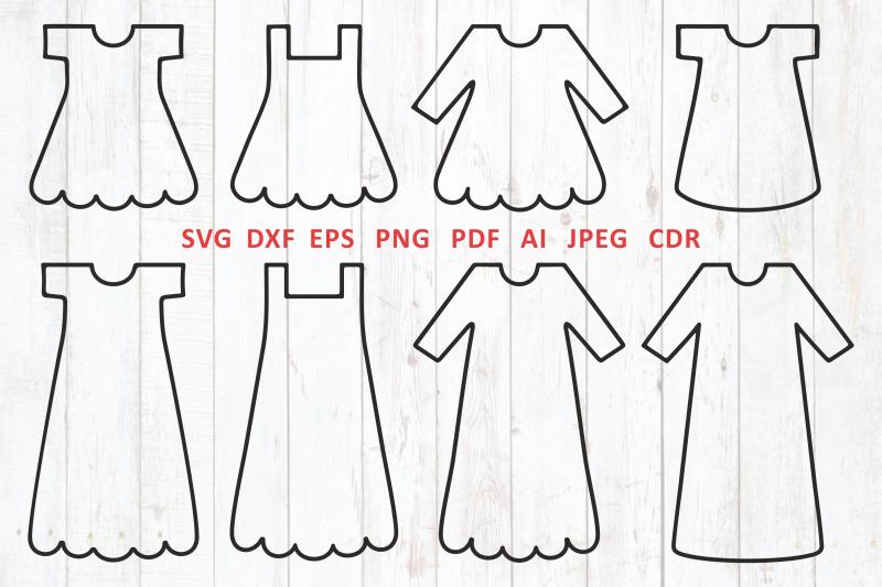 care-instruction-svg-care-card-bundle-svg-dress-svg-set