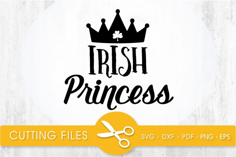 irish-princess-svg-cutting-file-svg-dxf-pdf-eps