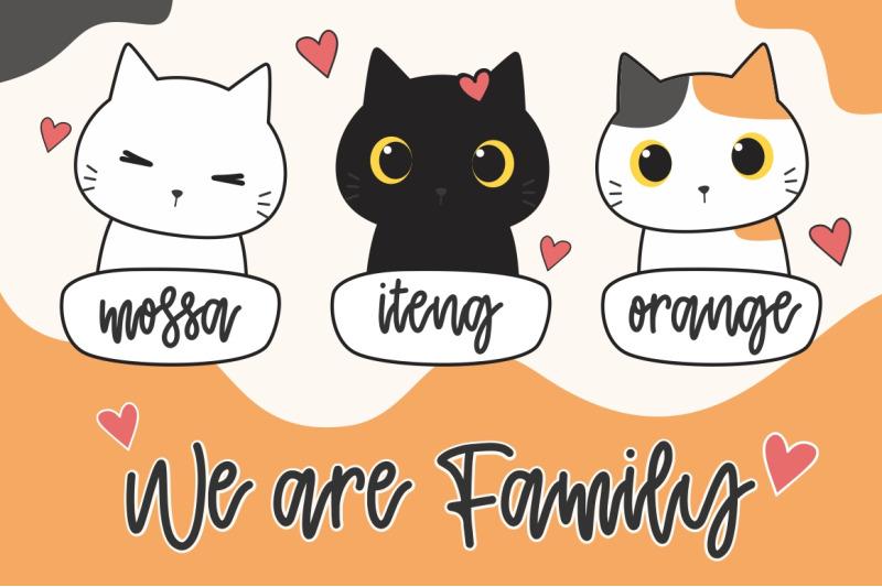 cattie-cute-font