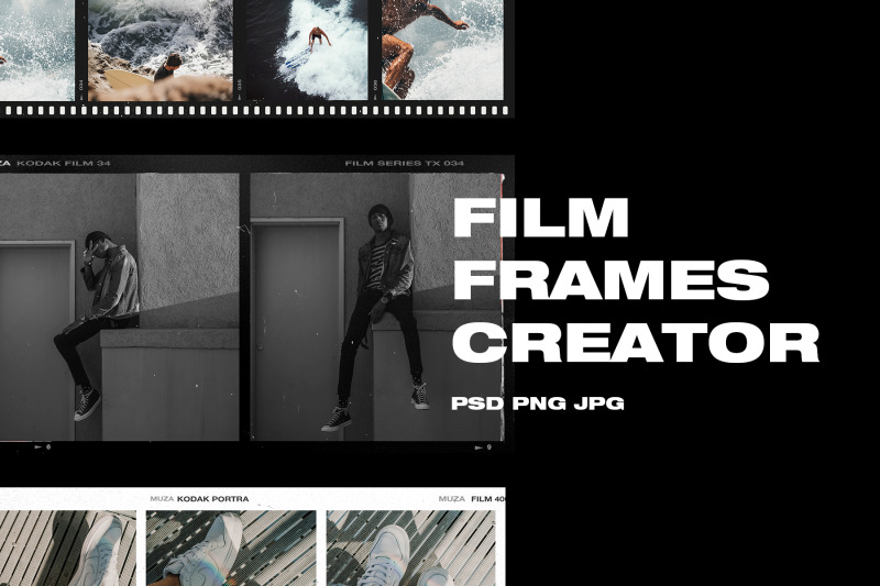 high-quality-film-frame-creator