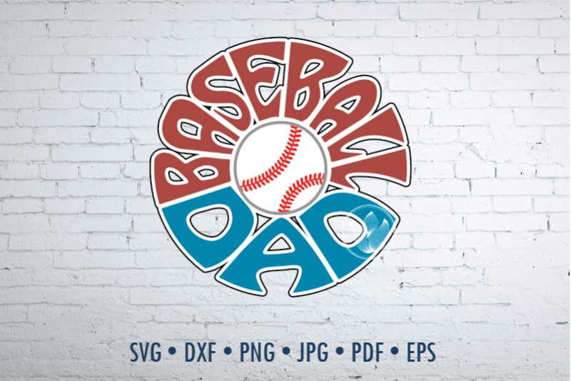 baseball-dad-word-art-design-svg-dxf-png-jpg-eps