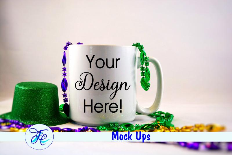 Download Mardi Gras Cup Mock Up Free Mockups