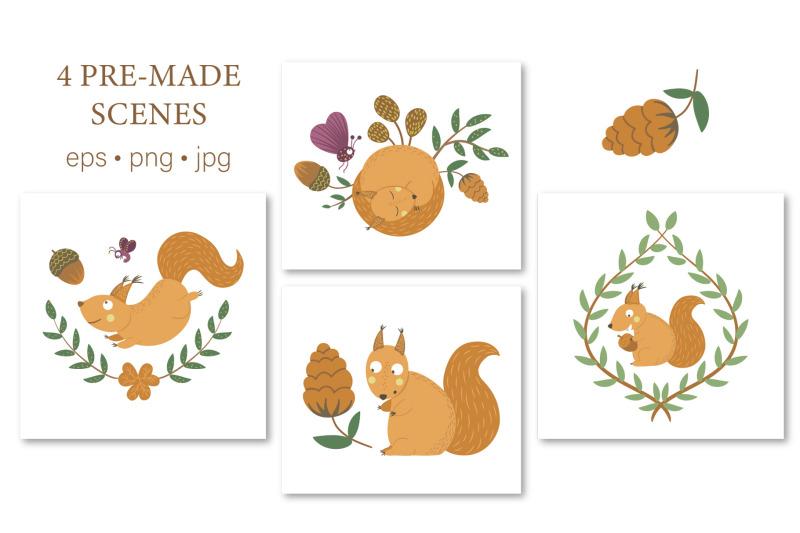 funny-squirrels