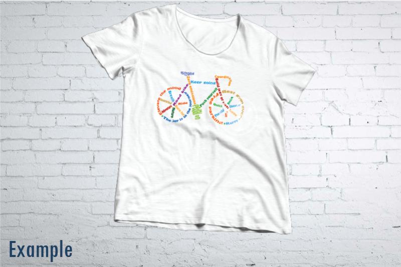 bicycle-word-art-design-road-bike-svg-png-eps-dxf