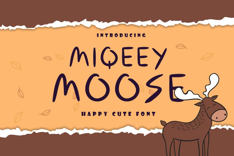 miqeey-moose