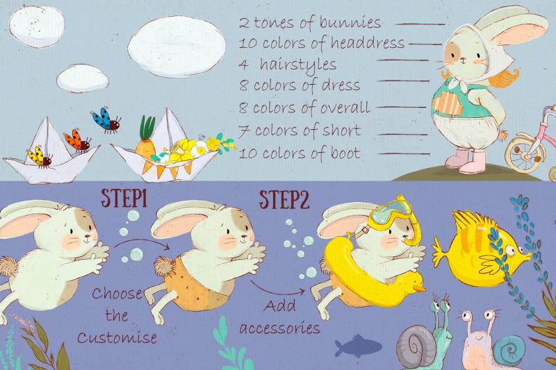 spring-bunnies-collection