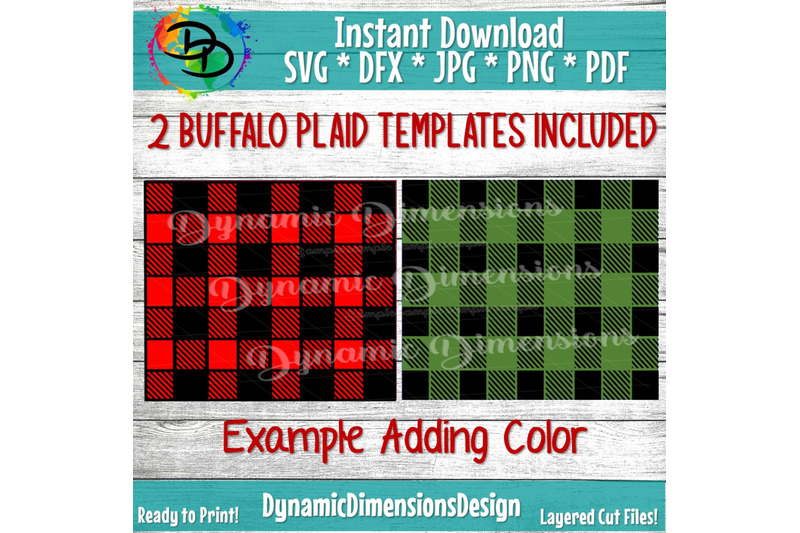 buffalo-plaid-svg-buffalo-plaid-template-buffalo-plaid-stencil-buf