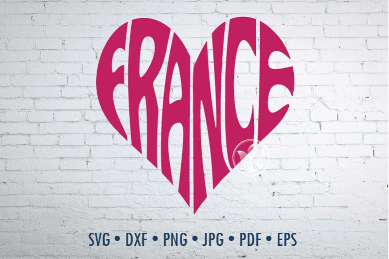 france-word-art-svg-dxf-eps-png-jpg-cut-file