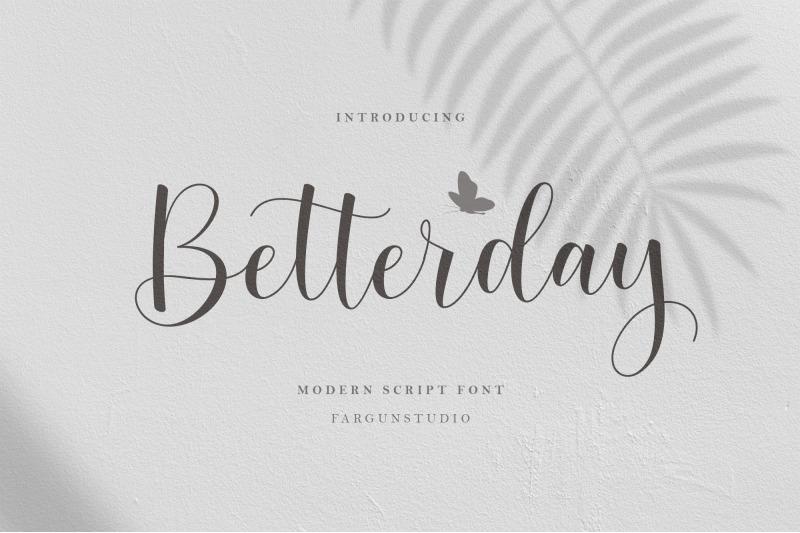 betterday-script
