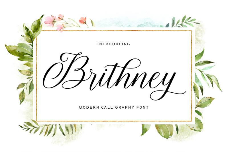 brithney-script