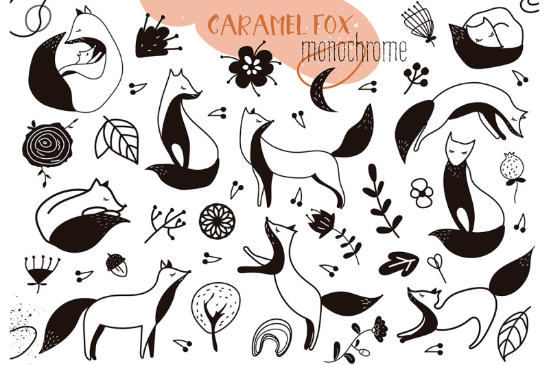 caramel-fox
