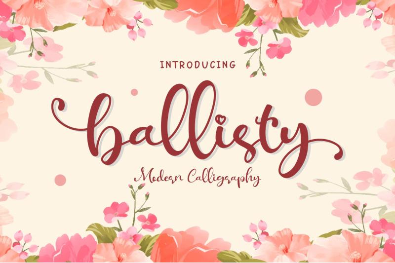 ballisty-script