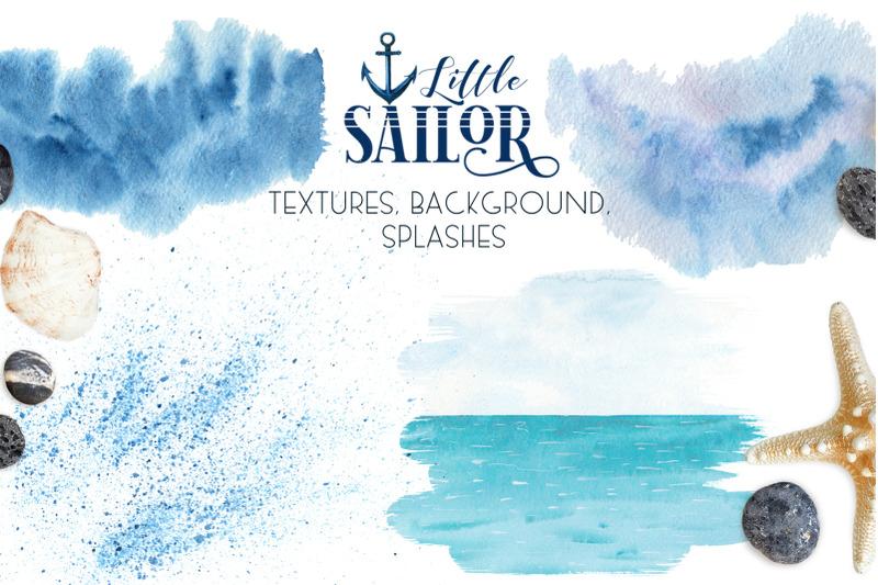 little-sailor-watercolor-collection
