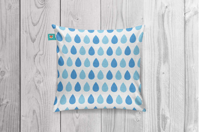 rainy-day-blues-seamless-patterns